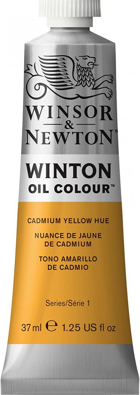 Winsor Newton Winton Yağlı Boya 37ml - Cadmium Yellow Hue 109