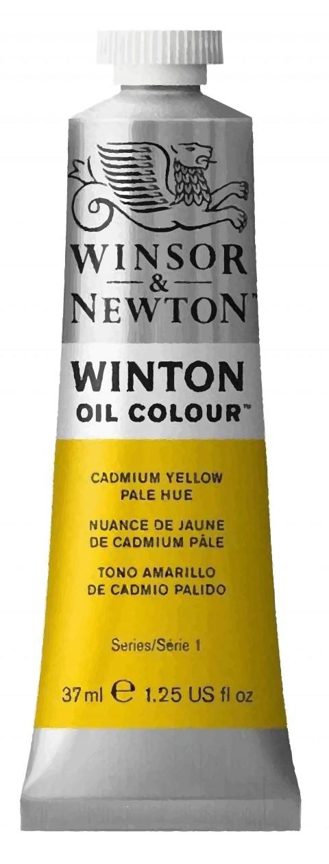 Winsor Newton Winton Yağlı Boya 37ml - Cadmium Yellow Pale Hue 119