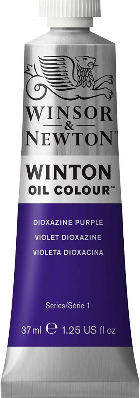 Winsor Newton Winton Yağlı Boya 37ml - Dioxazine Purple 229