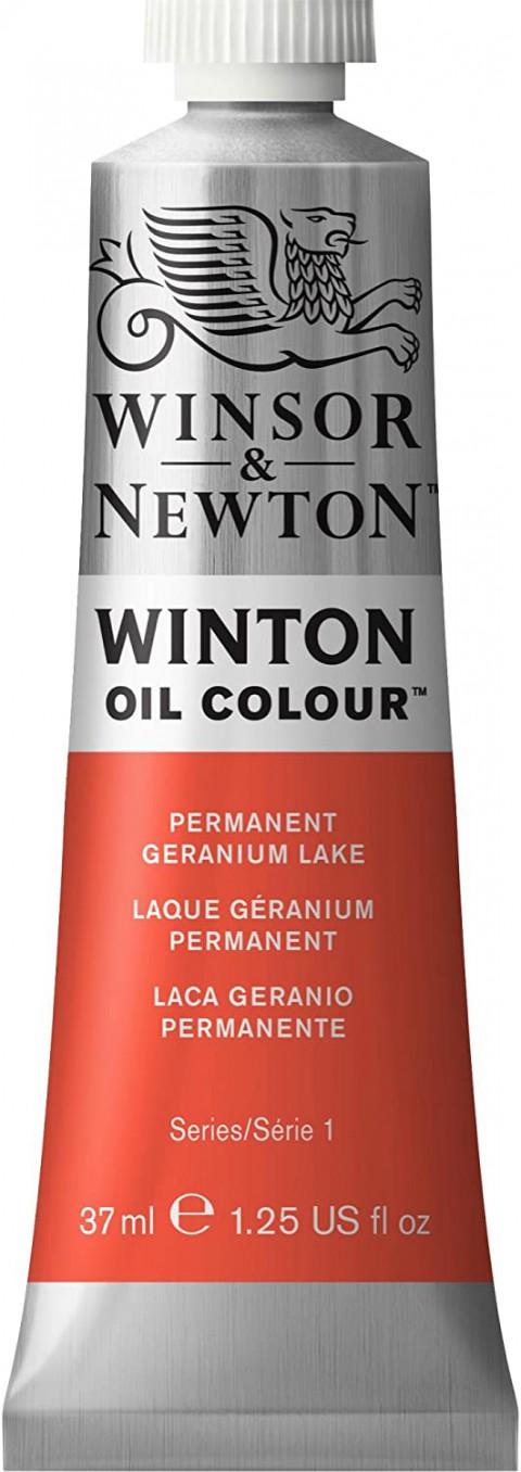 Winsor Newton Winton Yağlı Boya 37ml - Permanent Geranium Lake 480