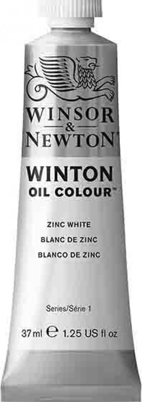 Winsor Newton Winton Yağlı Boya 37ml - Zinc White 748